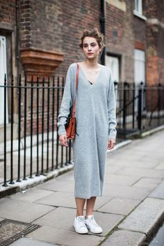 Knitted dress 2