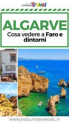 Algarve, Vernon, Wonderful Places, Beautiful World, Evolution, Water, Travel, Outdoor, Crafts