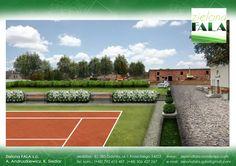 Pałac w Chynowiu – wizualizacje   zielona FALA