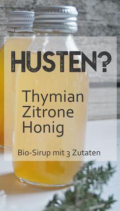 Thymian Zitrone Honig, ab 12 Monaten