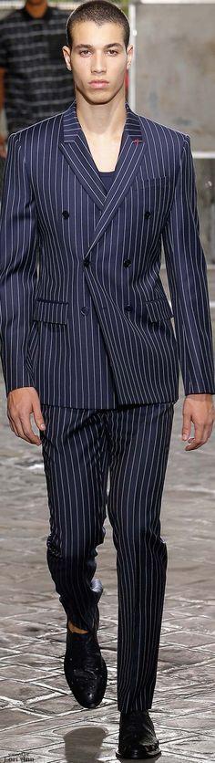Givenchy Spring 2016 | Men's Fashion | Menswear | Moda Masculina | Shop at designerclothingfans.com