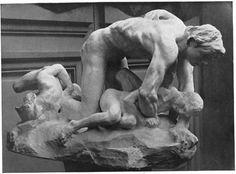 """""""Ugolin et ses enfants"""" by Auguste Rodin - Kameko Morrissey Auguste Rodin, Musée Rodin, Family Sketch, Family Drawing, Family Painting, Family Sculpture, Art Sculpture, Sculptures, Camille Claudel"""