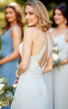 02c08c6a5d Clean and Modern Bridesmaid Dress - Sorella Vita