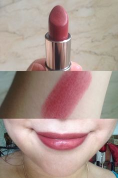 Yves Rocher Moisturizing Cream Lipstick in Rose Cannelle