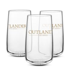 Outlander Ale Glasses http://outlanderstore.com/outlander-ale-glasses/details/30746904?cid=social-pinterest-m2social-product&current_country=US&ref=share&utm_campaign=m2social&utm_content=product&utm_medium=social&utm_source=pinterest $32.99