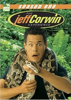Jeff Corwin! I love this show, I just wish he believed in creation and NOT evolution!