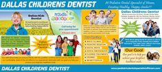 Look at this web-site http://www.allmyfaves.com/dallasdentist for more information on Dallas Childrens Dentist. It is best for the Dallas Childrens Dentist to first make the child at ease in the clinic by just inspecting the child's teeth without actually starting with the serious business. This step familiarizes the child with the oral health care professional asking him to open his mouth as well as putting some of the instruments in the oral cavity.