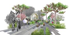 Vauxhall Missing Link Design Competition winner announced « World Landscape Architecture – landscape architecture webzine