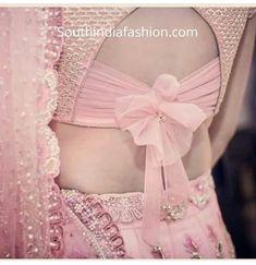 saree blouse designs with bow on back 10 Unique Saree Blouse Back Neck Designs , Blouse Designs Back Side, latest saree blouse neck designs back neck designs catalogue Blouse Back Neck Designs, Stylish Blouse Design, Fancy Blouse Designs, Bridal Blouse Designs, Latest Blouse Designs, Indian Blouse Designs, Traditional Blouse Designs, Sari Design, Choli Blouse Design