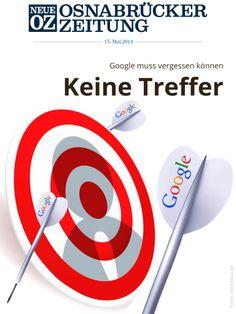 """Der Europäische Gerichtshof hat das """"Recht auf Vergessen"""" im Netz ausdrücklich bejaht und Betreibern von Suchmaschinen wie Google ihre Grenzen aufgezeigt. Lesen Sie mehr in der Tablet-Abendausgabe vom 13. Mai 2014."""