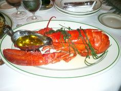 2 lb. lobster from City Lobster & Steak Company