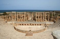 #Libyan Civilians Take Up Arms and Form Protective Shield Around #Ancient #Ruins of Leptis Magna