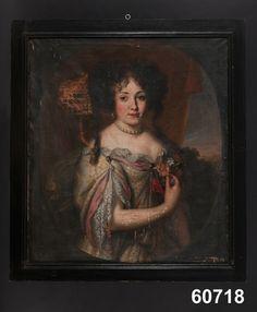 Digitalt Museum - Porträtt 1650-170 Mälsåkersamlingen