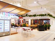 TAMAN MALURI Shopping Centre#Exterior Interior Design#Garden#Restaurant#Relaxation#Shopping mall#INPROUD#INPROUD ASIA Shopping Center, Shopping Mall, Centre, Asia, Exterior, Restaurant, Interior Design, Garden, Outdoor Decor