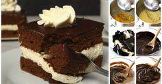 Il Pan di Spagna al cioccolato e crema alla vaniglia è una torta ricca e golosa al cioccolato fondente con crema alla vaniglia. Soffice e veloce da realizzare, vi...