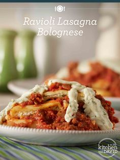 A new twist on a classic Italian dish!