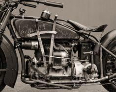 continuarte: 1929 Indian Ace