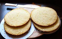 Tortenboden für Fondanttorte Tortenliebe .... mein süßes Hobby: Wunderrezept