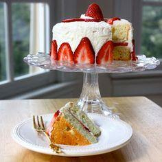 Cannella Vita: japanese strawberry shortcake