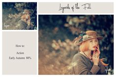 Legends of the Fall - PS Action Set by LovePhotoMoment on @creativemarket