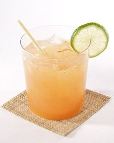 This delicious rum punch recipe is courtesy of Nikki Elkins and was inspired by her visit to Honduras.