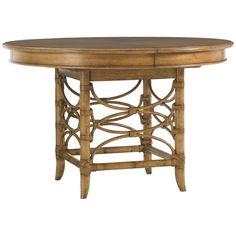 Tommy Bahama Beach House Coconut Grove Dining Table 540-870C