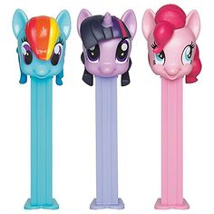 1 X My Little Pony Pez Dispenser and Candy Set (Each) PEZ Candy http://www.amazon.com/dp/B00VGIWSK0/ref=cm_sw_r_pi_dp_wMR2wb1PV58E6