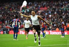 That moment when you score a screamer to win the Cup!