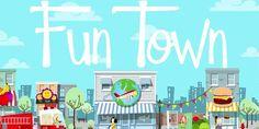 Fun Town: application d'éveil pour iPad