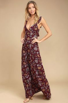 Florals and prints are so hot this season! Rock this trend with a cute, affordable printed dress from Lulus.com.