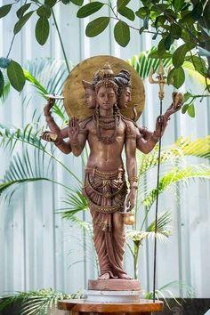 decor decorao quarto nail garden christmas decorations 100 projects ideas for the home Shiva Art, Krishna Art, Hindu Art, Saraswati Devi, Hanuman Images, Hindu Statues, Lord Shiva Family, Lord Krishna Wallpapers, Lord Murugan
