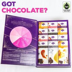 Introducing #FairTrade chocolate from @vosgeschocolate! Enter the #giveaway here: http://fairtrd.us/1OiUJza #win #chocolate   #announcement #productlaunch