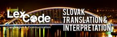 Need Slovak translations! Lexcode it! Visit our website at www.lexcode.com.ph!