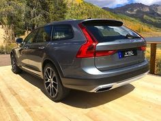 2018 Volvo V90 Cross Country Release Date, Price, Facelift, News