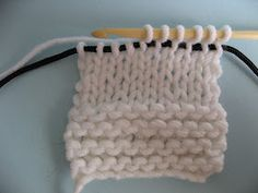 #Knooking-New Knitting technique using a modified crochet hook instead of 2 knitting needles- looks easy, gotta give this a try!