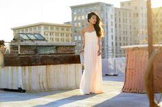 Shop this look on Kaleidoscope (dress, purse)  http://kalei.do/WGGNgxenbp7zyaDr