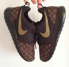 Louis Vuitton Nike Roshe Runs