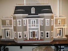 My Miniature Menagerie: Foxhall Manor
