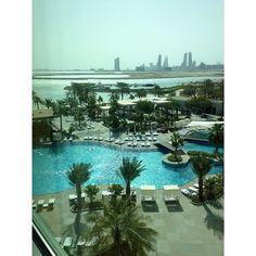 Bahrain, Ritz Carlton hotel