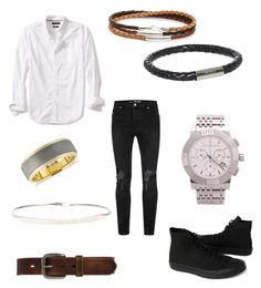 """""""Drinking party boy"""" by natalie1027 on Polyvore featuring Banana Republic, Topman, Converse, Bed Stü, Blue Nile, Burberry, Caputo & Co., Paul Smith, Werkstatt:München and men's fashion"""