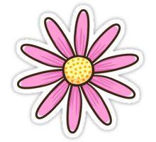 Pink flower lr ranparen and overlay pinterest purple flower sticker sticker by mhea mightylinksfo