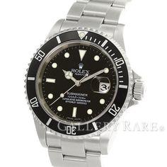 ロレックス サブマリーナ デイト Z番 16610 ROLEX 腕時計
