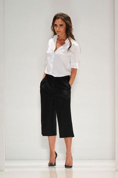 New York Fashion Week: Victoria Beckham | She's In Vogue