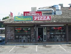 The Only Place To Go Get Your Stromboli On