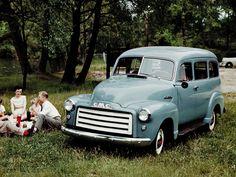 1951 GMC 101 Suburban