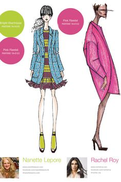 Spring 2012 Color Report