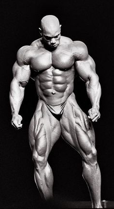 Flex Wheeler -- one of the best bodybuilders of all time