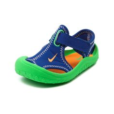 4aed0b4a2434 Shop for Toddler Nike Sunray Protect Sandal in Bright Blue at Journeys  Kidz. Shop today