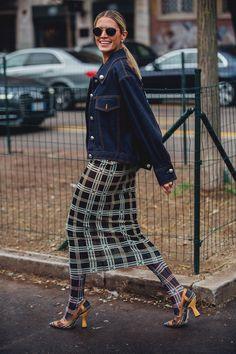 Street Style Milano AI 2018-2019