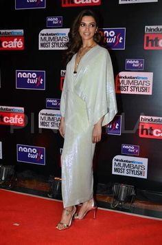 Deepika @ HT stylish awards